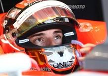 Chi è Jules Bianchi: giovane promessa della F1 con le corse nel sangue