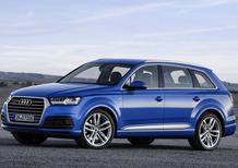 Audi: novità in arrivo per le gamme TT, Q7 e A4