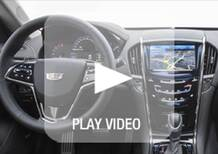 Cadillac ATS Coupé: lo smartphone si ricarica senza fili [video]