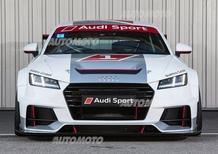 Audi TT Cup: ecco la variante da competizione