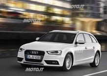 Audi A4: richiamati 850.000 esemplari