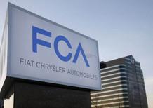 Fiat-Chrysler, maximulta da 105 milioni di dollari per irregolarità nei richiami
