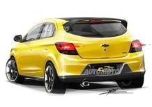 Chevrolet: quattro concept al San Paolo Motor Show 2014