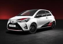 Toyota Yaris: con il restyling 2017 arriva anche la WRC da 210 CV