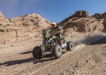 Dakar 2017, Live Day 11. Vince Gonçalves (Honda)