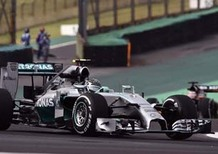 Formula 1 Brasile 2014: Rosberg conquista la pole a Interlagos