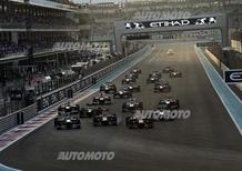 Orari TV Formula 1 GP Abu Dhabi 2014 Sky e Rai: la finale a Yas Marina