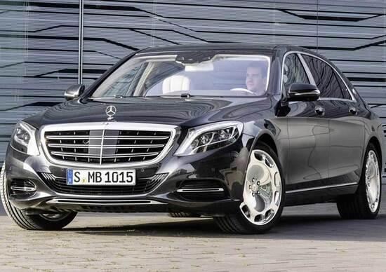 Mercedes-Maybach Classe S: oltre il massimo