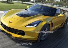 Chevrolet Corvette Z06, arriva in Europa: ecco i prezzi