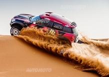 Michel Périn, Mini: «Finché il fisico me lo consentirà continuerò a sfidare la Dakar»