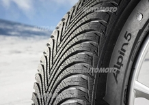Michelin Alpine 5: la Winter Solution per Mercedes Classe B e non solo...