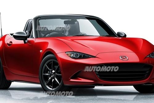 Nuova Mazda MX-5