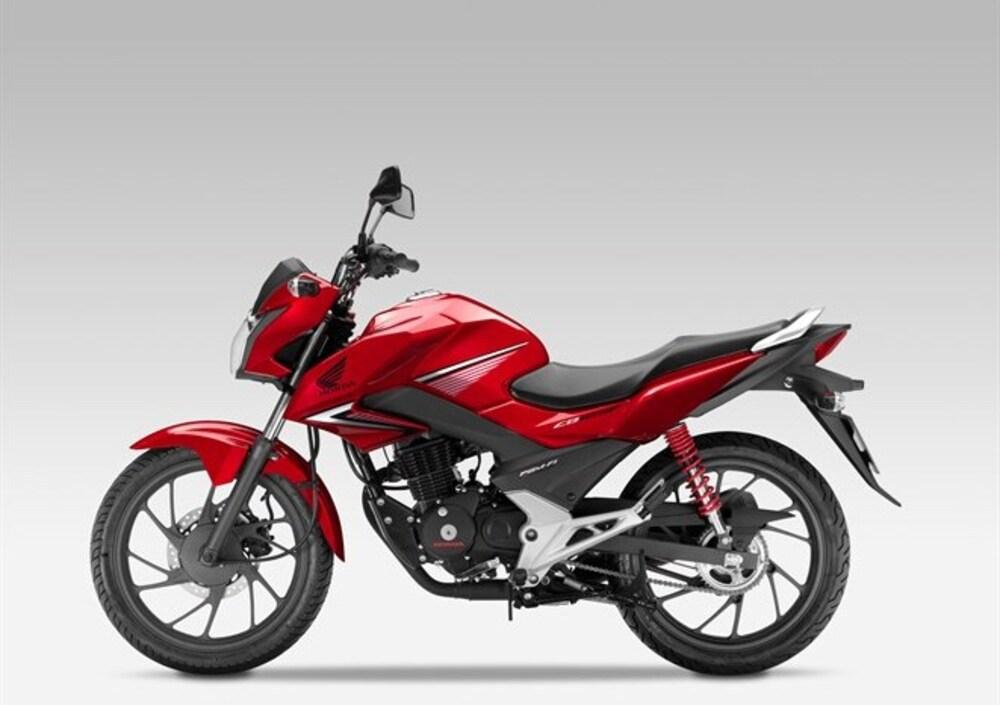 Honda CB 125 F (2017 - 19) (3)