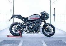 Yamaha: al via le prenotazioni per la XSR 900 Abarth