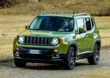 Jeep Renegade 75th Anniversary 2.0 MultiJet | Test Drive