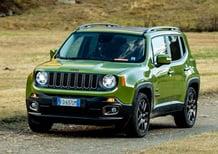 Jeep Renegade 75th Anniversary 2.0 MultiJet | Test Drive