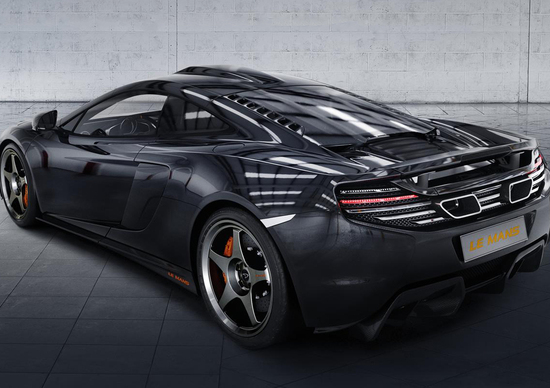 McLaren 650S Le Mans: celebra la spettacolare vittoria della F1 GTR
