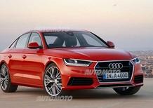 Nuova Audi A4 in arrivo. Ecco come ce la siamo immaginata