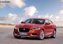 Nuova Jaguar XF: ecco come ce la siamo immaginata