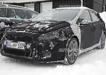 Kia Cee'd GT: ecco i primi spyshot del restyling