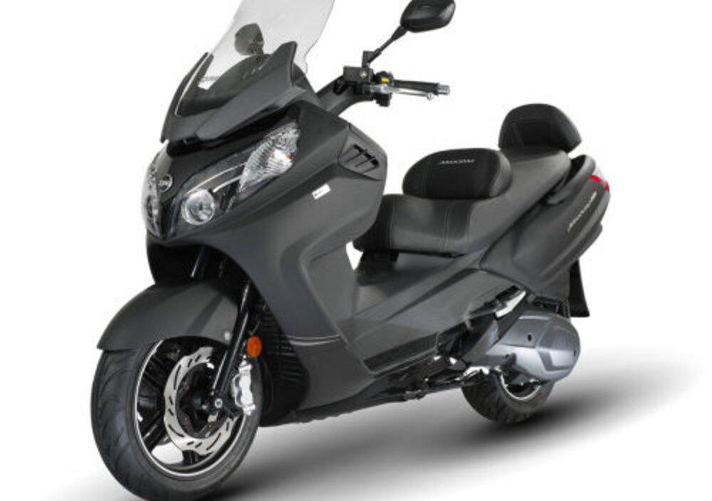 Sym Maxsym 400 i ABS (2011 - 17)