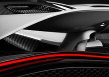 McLaren 720S, debutto a Ginevra. Ecco il primo teaser