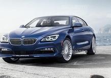 BMW Alpina B6 xDrive Gran Coupé: bomba da 600 CV