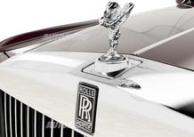 Rolls Royce: confermato l'arrivo di un SUV