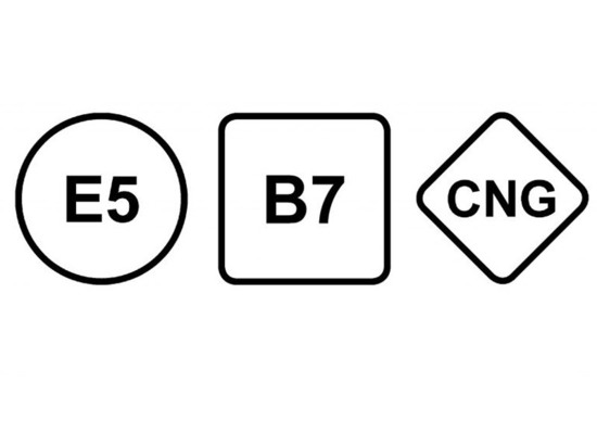 Carburanti: in arrivo i nuovi simboli standard UE. All'estero sarà più difficile sbagliarsi