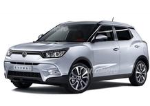 SsangYong Tivoli: ecco il nuovo SUV compatto coreano