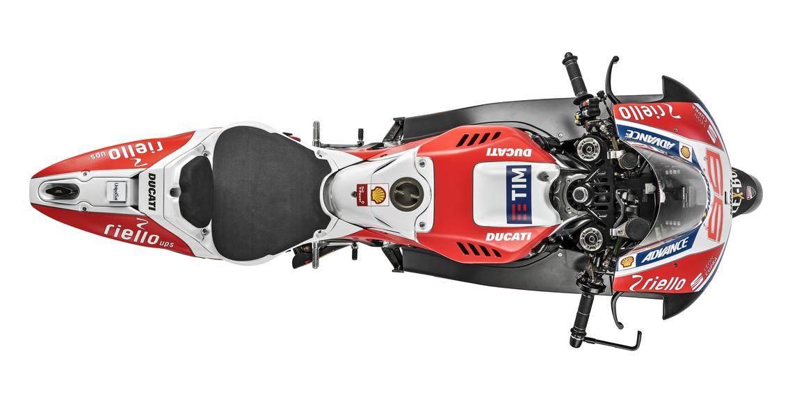Gallery MotoGP. Tutte le foto ufficiali del team Ducati 2017 (3)