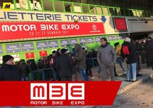 Benvenuti a Motor Bike Expo 2017!