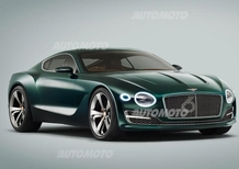 Bentley EXP 10 Speed 6 Concept: la sorpresa inglese a Ginevra