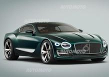 Bentley EXP 10 Speed 6 Concept: la sorpresa inglese a Ginevra
