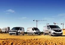 3° Business Booster Tour Renault: commerciali a motricità rinforzata e 4x4