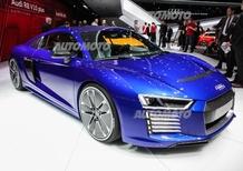 Nuova Audi R8 e-tron: la supercar elettrica ora diventa realtà