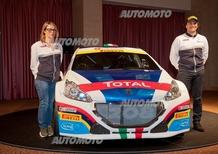Peugeot: Andreucci di nuovo all'attacco nel CIR 2015