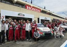 Vita da meccanico: un giorno nel team Castrol Honda WTCC