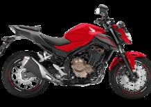 Honda CB 500 F ABS (2017 - 18)