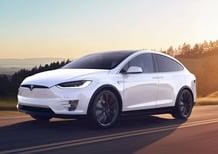 Tesla Model X P90D [Video Primo Test]