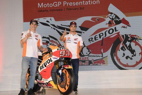 MotoGP. Presentato in Indonesia il team HRC 2017 (2)