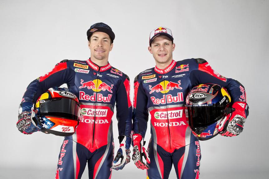 Presentato il team Red Bull Honda World Superbike (2)