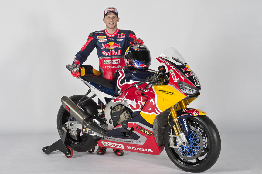 Presentato il team Red Bull Honda World Superbike (5)