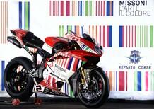 MV Agusta F3 RC vince a Misano con Missoni