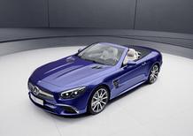 Mercedes, edizioni speciali in arrivo per SL e SLC