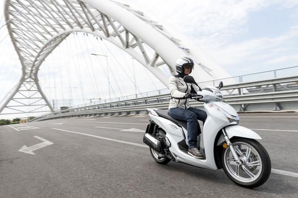 stile popolare nuovo concetto rivenditore all'ingrosso Prova Honda SH300i ABS - Prove - Moto.it