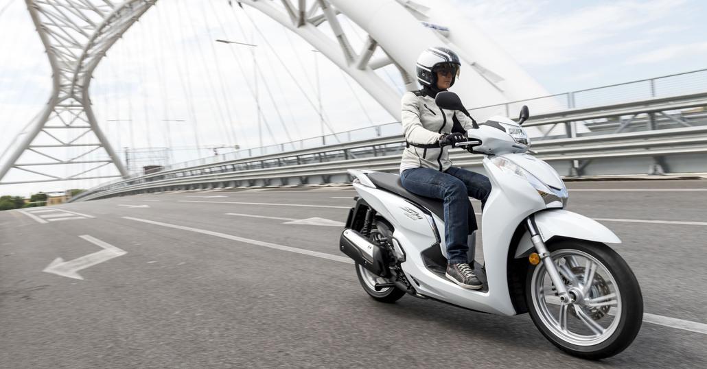 Prova Honda Sh300i Abs Prove Motoit