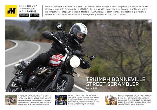 Magazine n°277, scarica e leggi il meglio di Moto.it