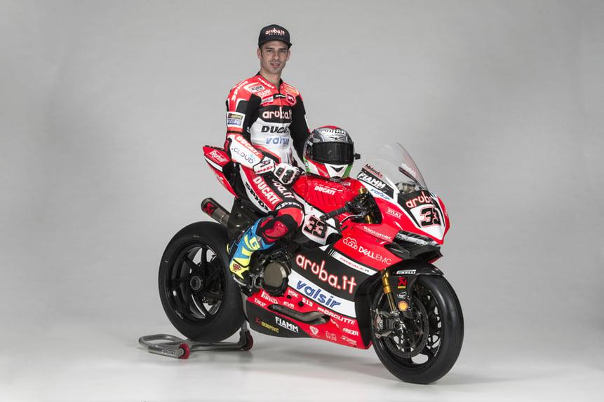La presentazione del team Aruba.it Racing Ducati 2017 (3)