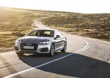 Audi A5 Coupé e Sportback, nuovi motori